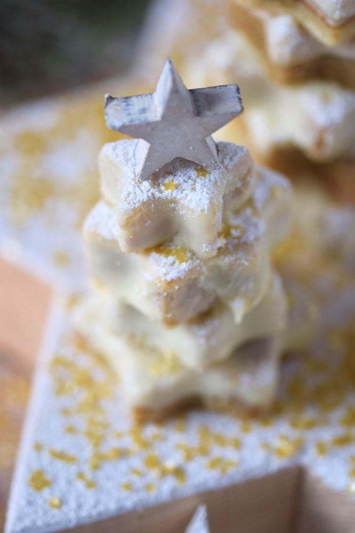 Baumkuchen mit weißer Schokolade - Tree Cake (20)