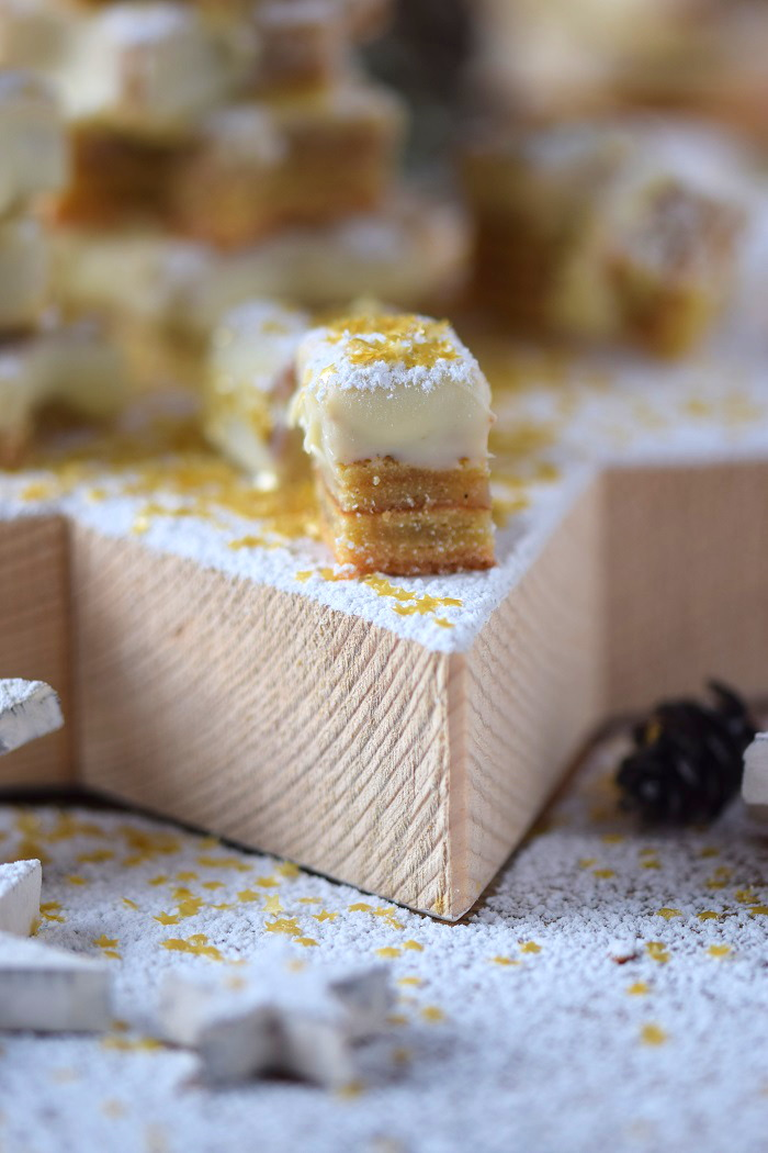 Baumkuchen mit weißer Schokolade - Tree Cake (21)