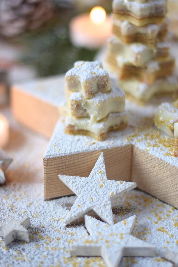 Baumkuchen mit weißer Schokolade - Tree Cake (25)