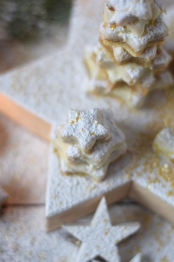 Baumkuchen mit weißer Schokolade - Tree Cake (27)