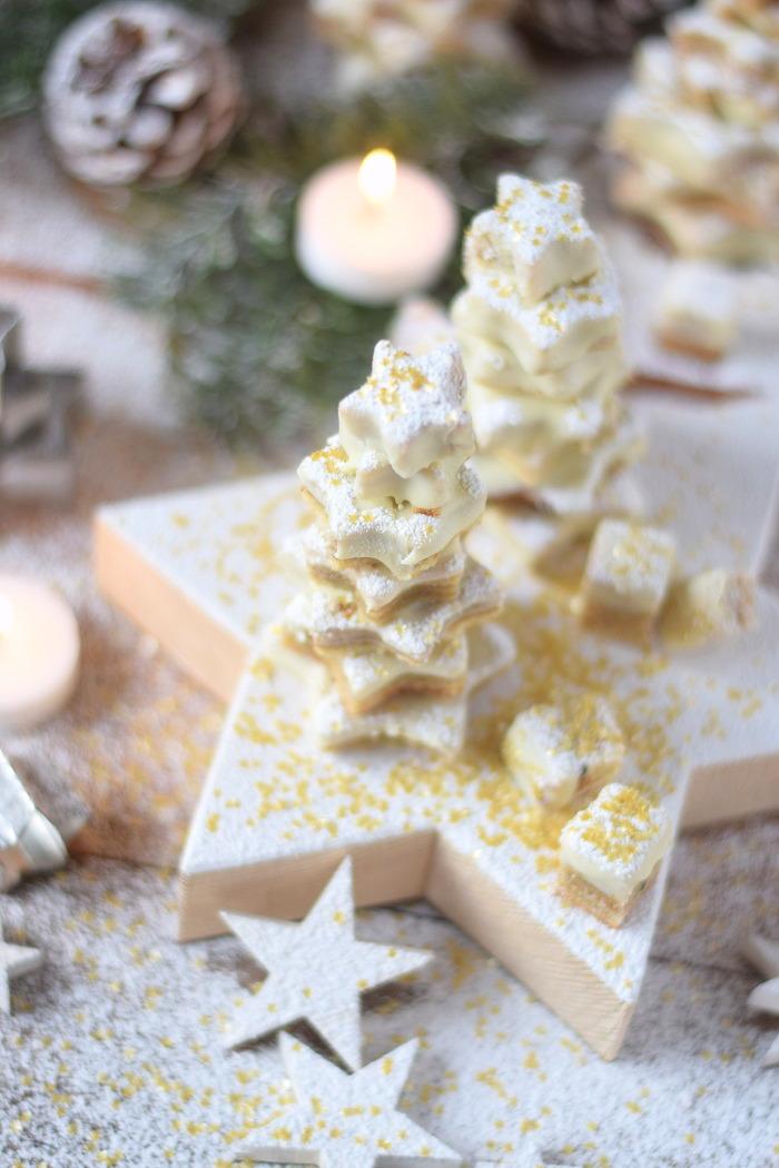 Baumkuchen mit weißer Schokolade - Tree Cake (3)