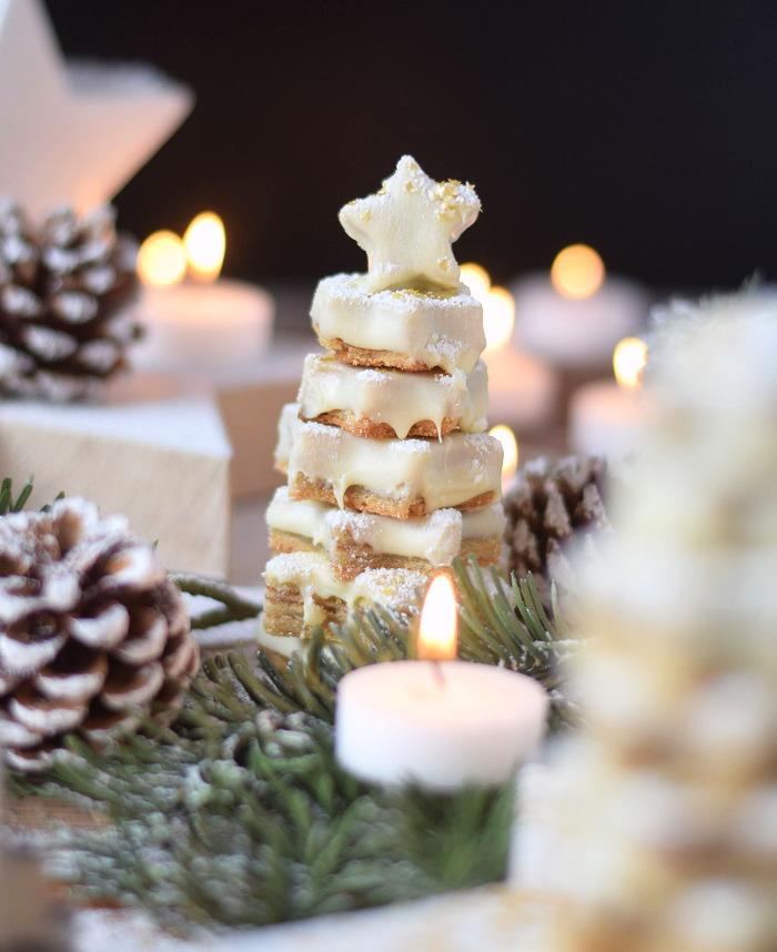 Baumkuchen mit weißer Schokolade - Tree Cake (4)