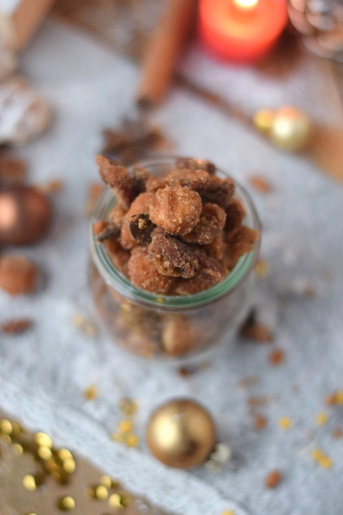 Knuspernüsse - Karamellisierte geröstete Nüsse (2)