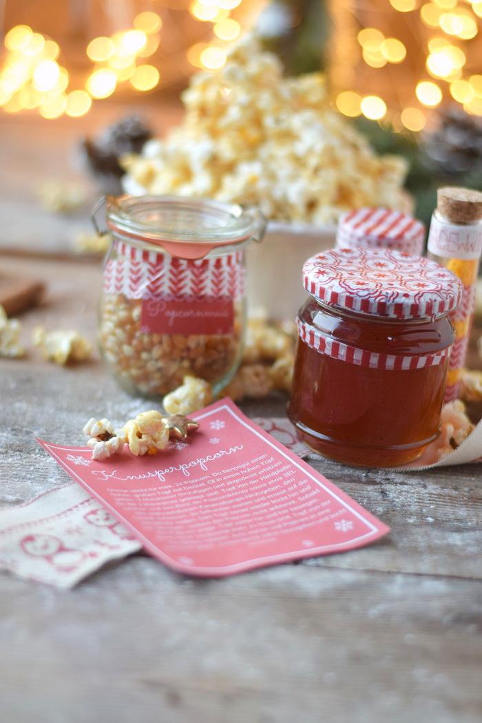 Popcorn Kit mit Sirup und Etikett (1)