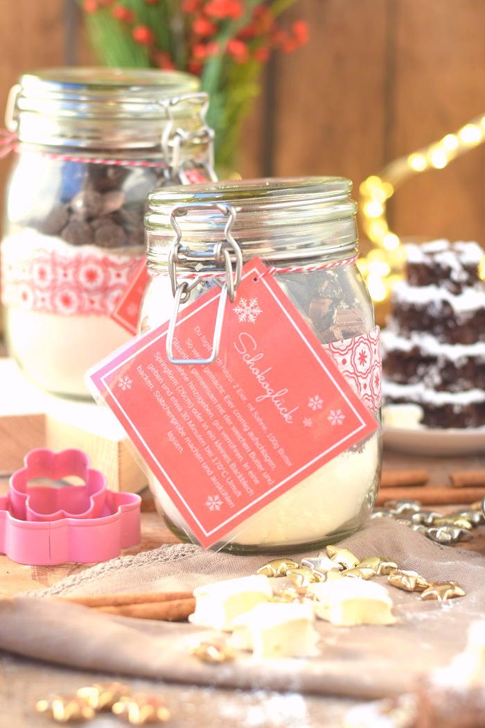 Schokokuchen mit Lieblingsschokolade und Zimt Marshmallows (14)