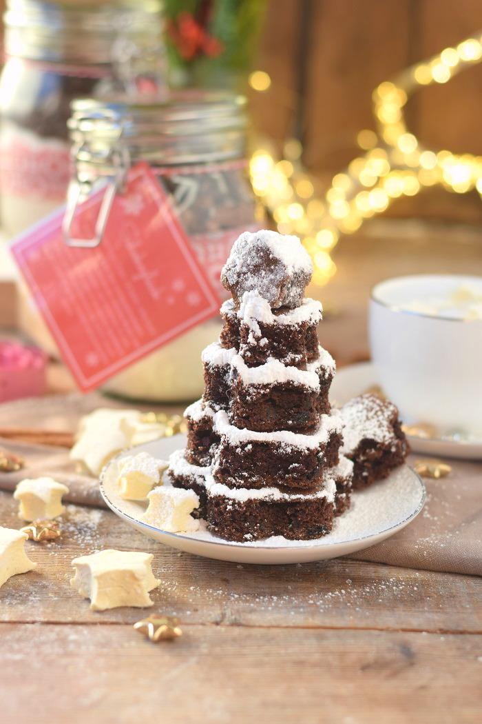 Schokokuchen mit Lieblingsschokolade und Zimt Marshmallows (5)