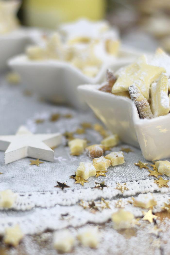 Zitronen Kekse _ Zitronen Plätzchen - Lemon Cookies (4)