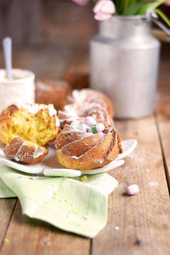 Carrot Cake - Rübli Kuchen - Möhrenkuchen - Osterkuchen - Ostern Kuchen (4)