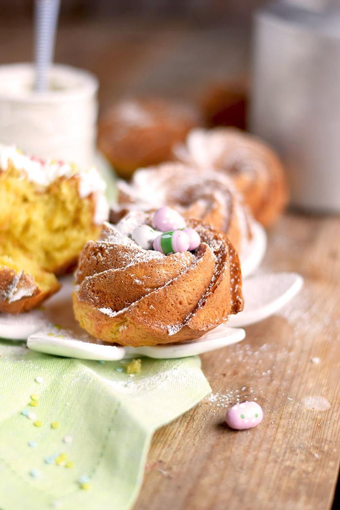 Carrot Cake - Rübli Kuchen - Möhrenkuchen - Osterkuchen - Ostern Kuchen (5)