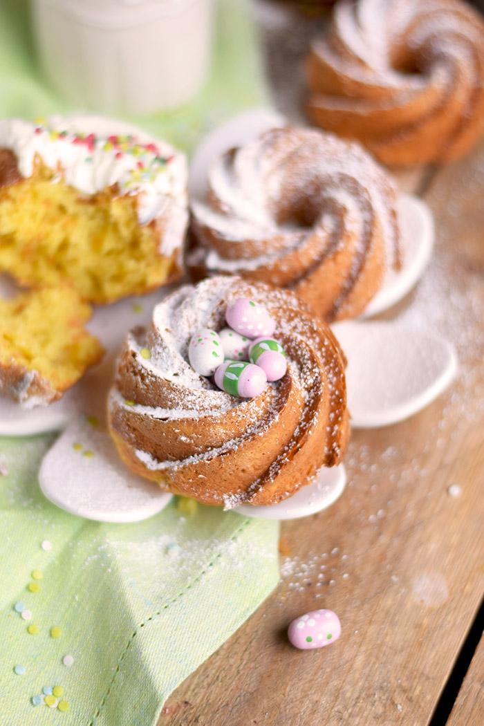 Carrot Cake - Rübli Kuchen - Möhrenkuchen - Osterkuchen - Ostern Kuchen (6)