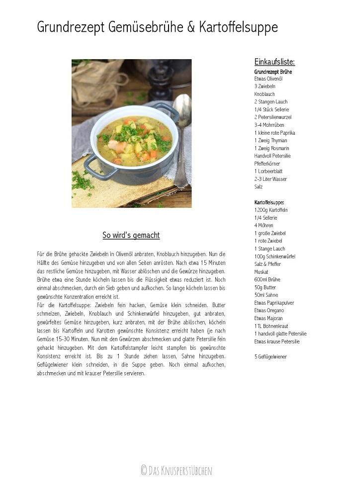 Grundrezept Gemuesebruehe & Kartoffelsuppe-001