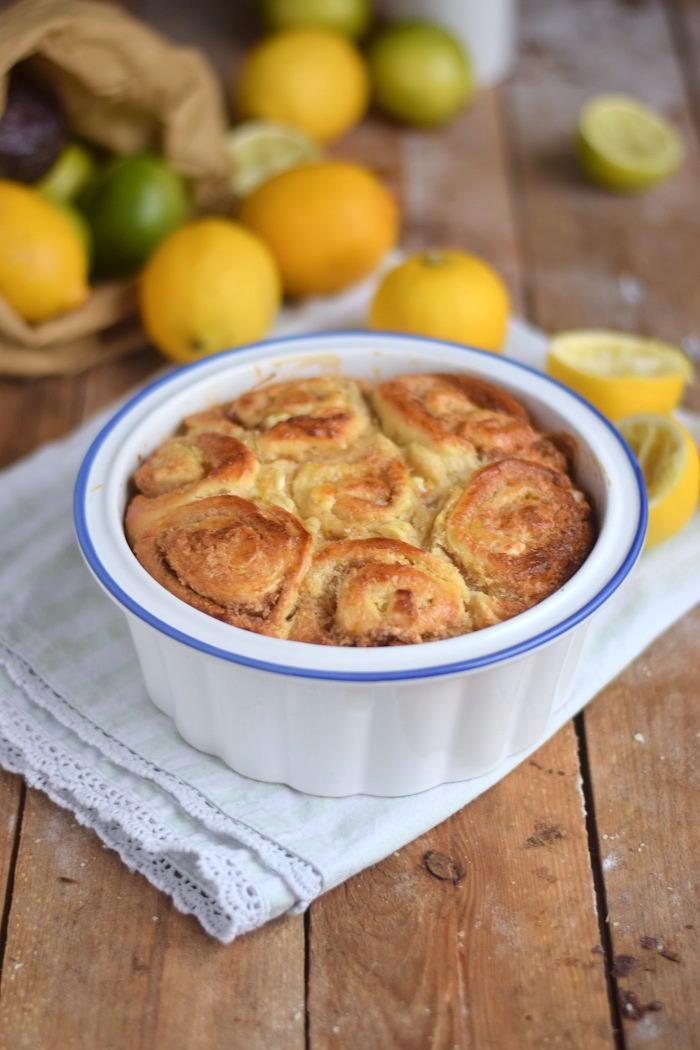 Joghurt Kringel mit Limtten und Maracuja Creme- Yogurt Rolls with limes and passion fruit custard (36)