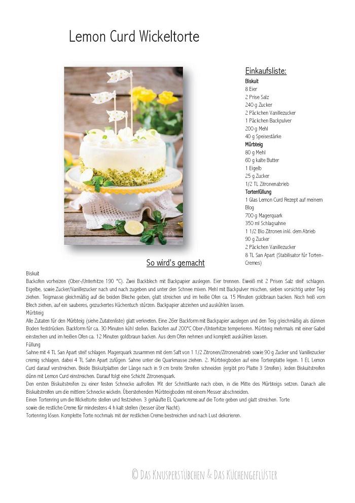 Lemon Curd Wickeltorte - Lemon Curd Snail Cake-001