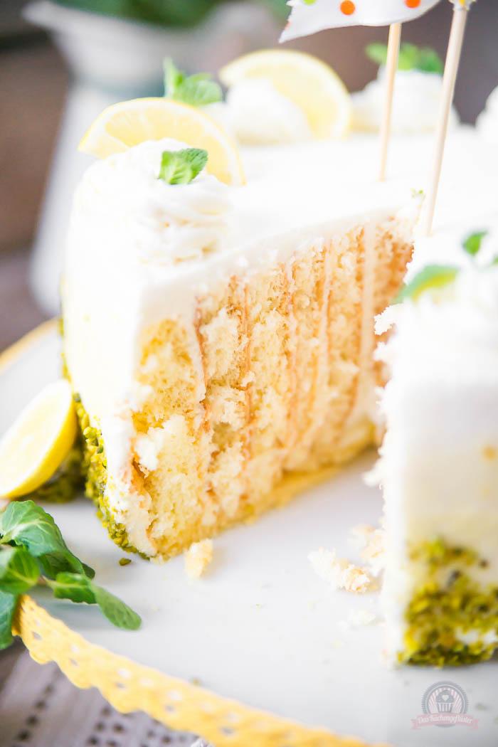 Lemon Curd Wickeltorte - Lemon Curd Snail Cake (12)