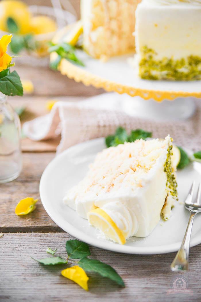 Lemon Curd Wickeltorte - Lemon Curd Snail Cake (9)