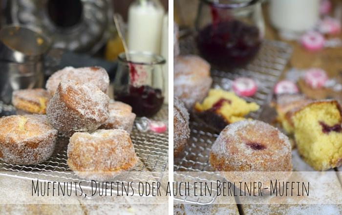 Muffnuts, Duffins oder auch ein Muffin Berliner – Eine neue Buchliebe