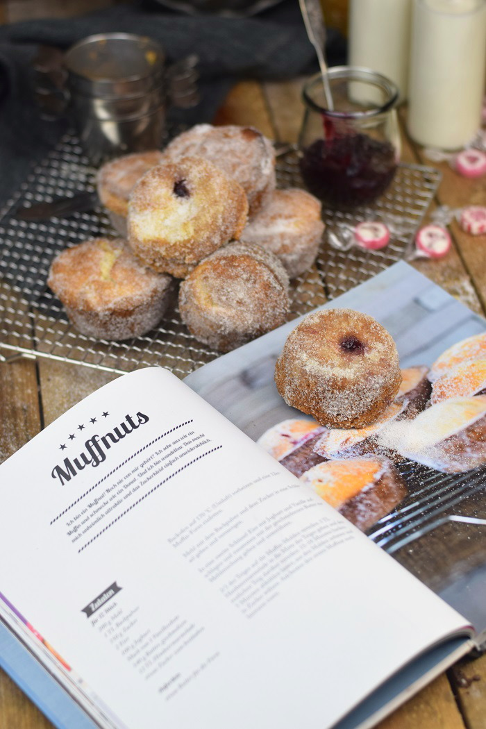 Muffnuts - Muffin Berliner - Muffin Dounts filled with Jam (21)