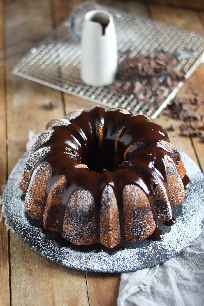 Zebra Marmorkuchen - Zebra Marble Cake (12)