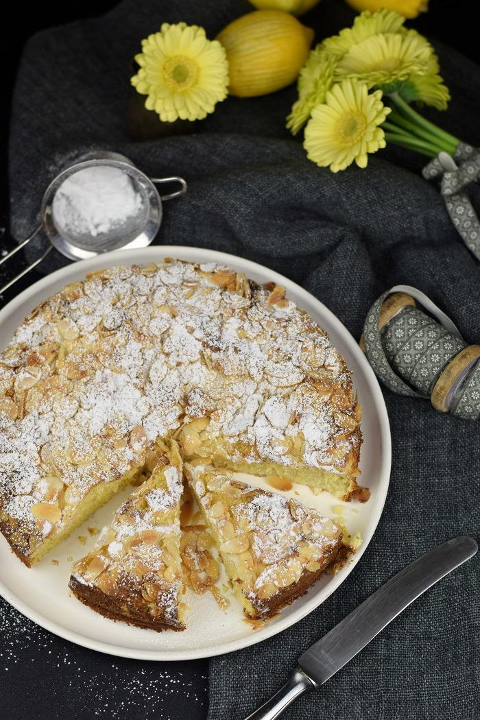 Zitronen Mandelkuchen Glutenfrei - Lemon Almond Cake Glutenfree (8)