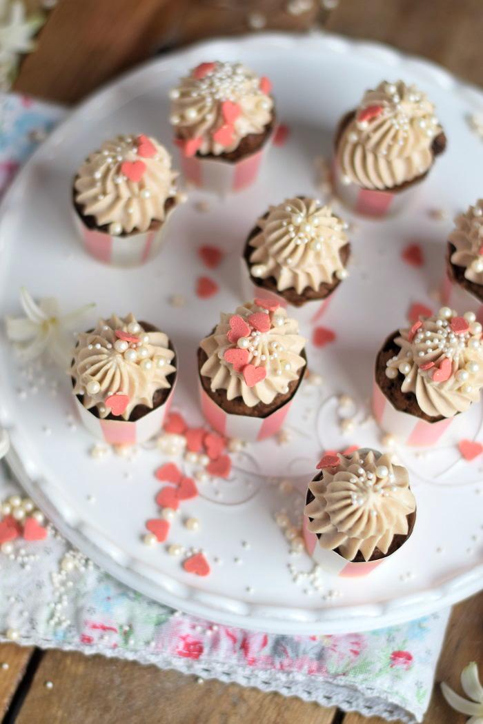 Nus Nougat Cupcakes - Nutella Cupcakes (5)
