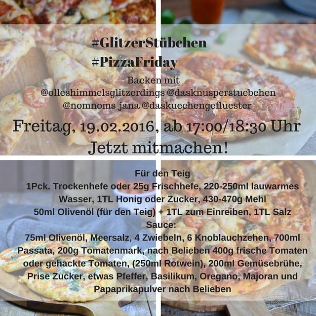 pizza glitzerstübchen