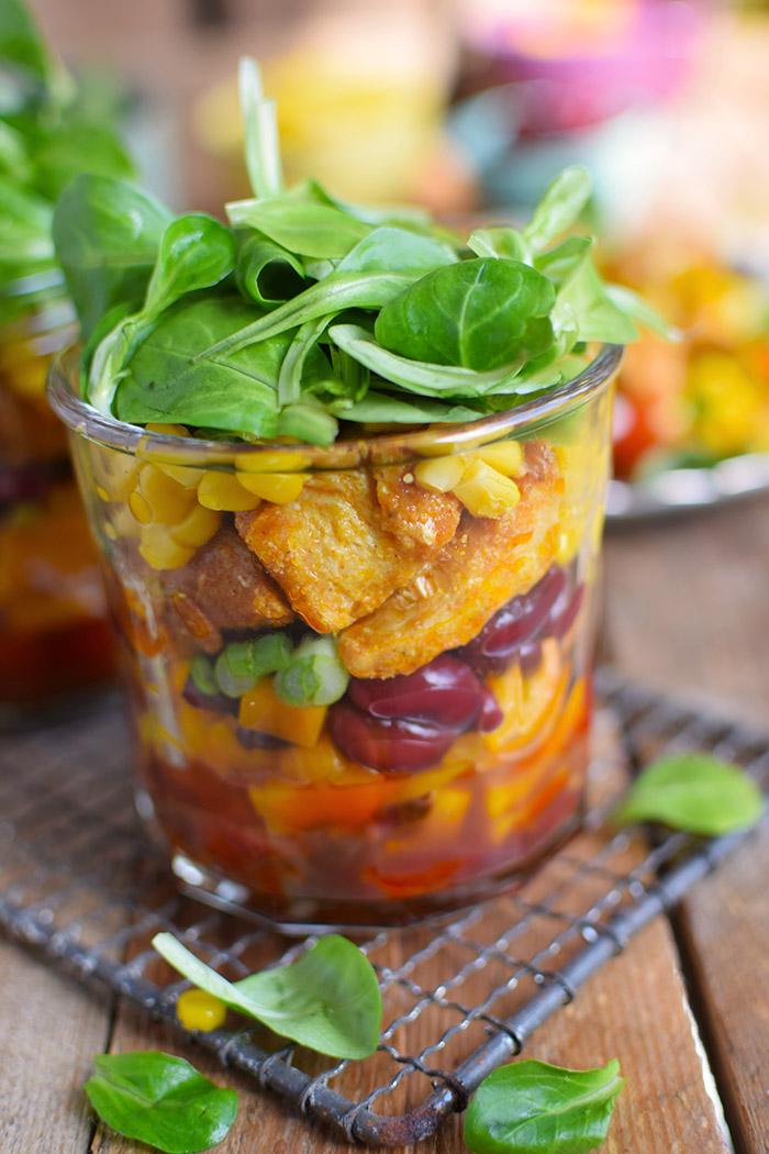 Enchilada Salat - Enchilada Salad (8)