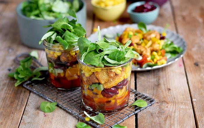 Enchilada Salat: Eine Kulinarische Entdeckungsreise im März