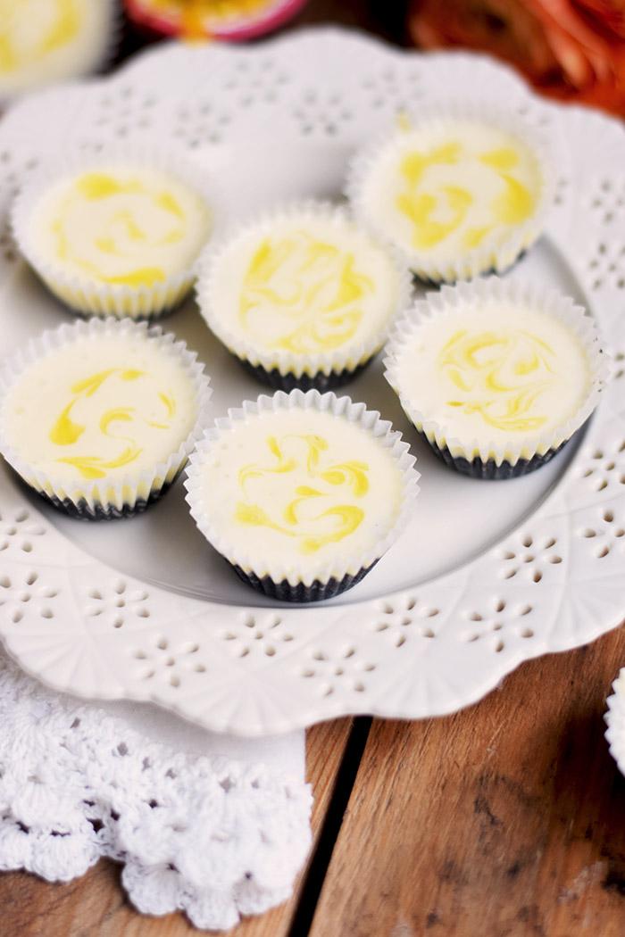 Maracuja Mini Cheesecake - Passionfruit Mini Cheesecake (5)