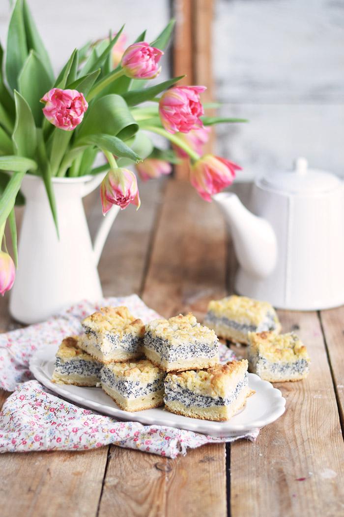 Mohn Streusel Quarkkuchen vom Blech - Poppyseed Cheesecake (9)