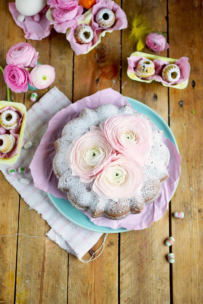 Vanille Stracciatella Gugelhupf mit Schokolade - Vanilla Bundt Cake with Chocolate Chunks (1)