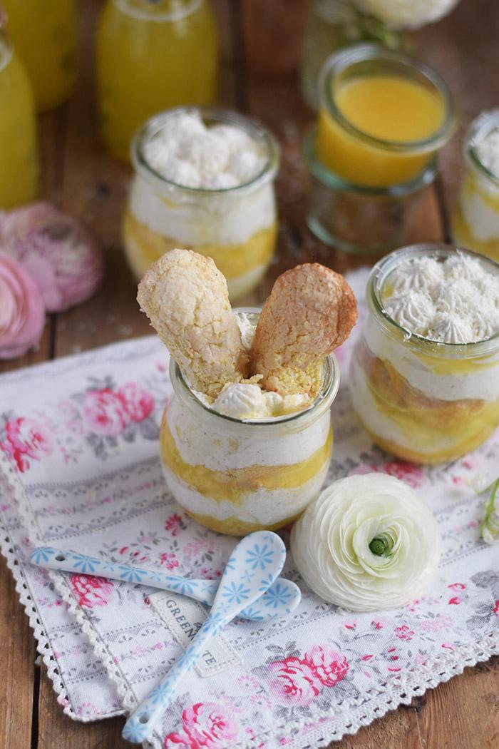 Zitronen Joghurt Tiramisu - Lemon Yogurt Tiramisu (5)