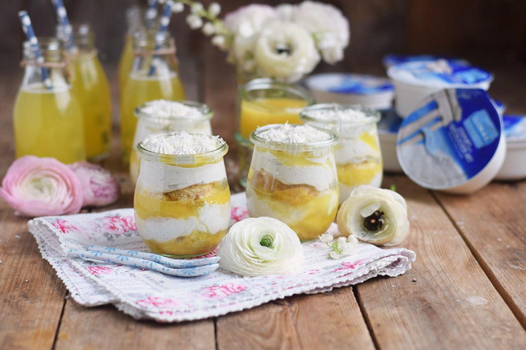Zitronen Joghurt Tiramisu - Lemon Yogurt Tiramisu (8)