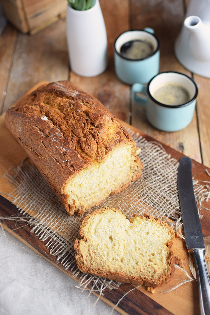 Buttermilchbrot - Buttermilk Soda Bread - Lieblingsbrot nutella (12)