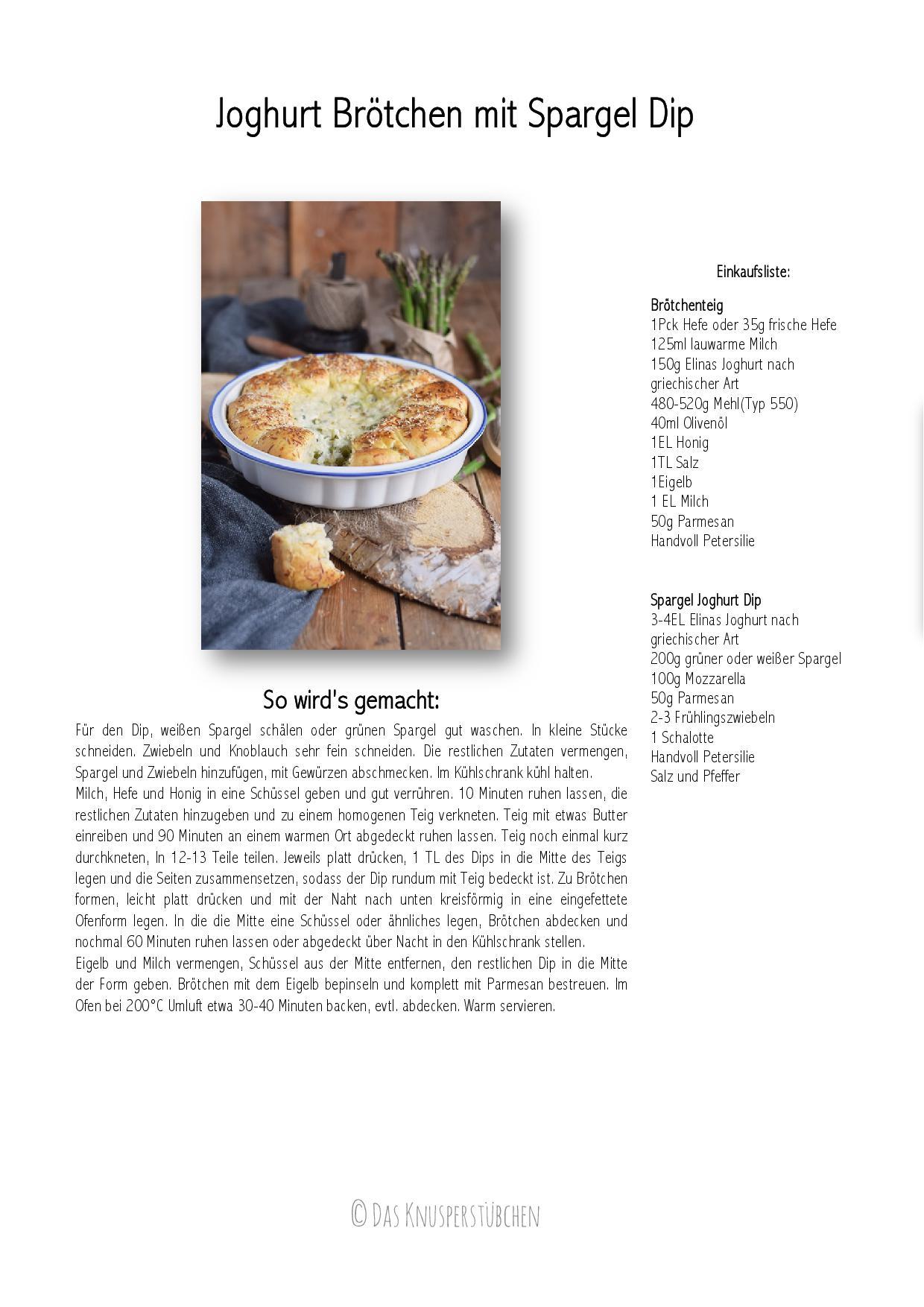 Joghurt Broetchen mit Spargel Dip Rezept-001