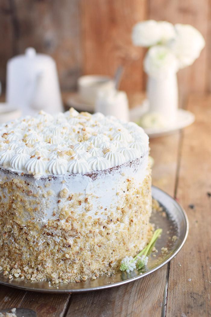 Marzipan-Krokant-Beeren-Torte - Marzipan Crunch Berry Cake (12)