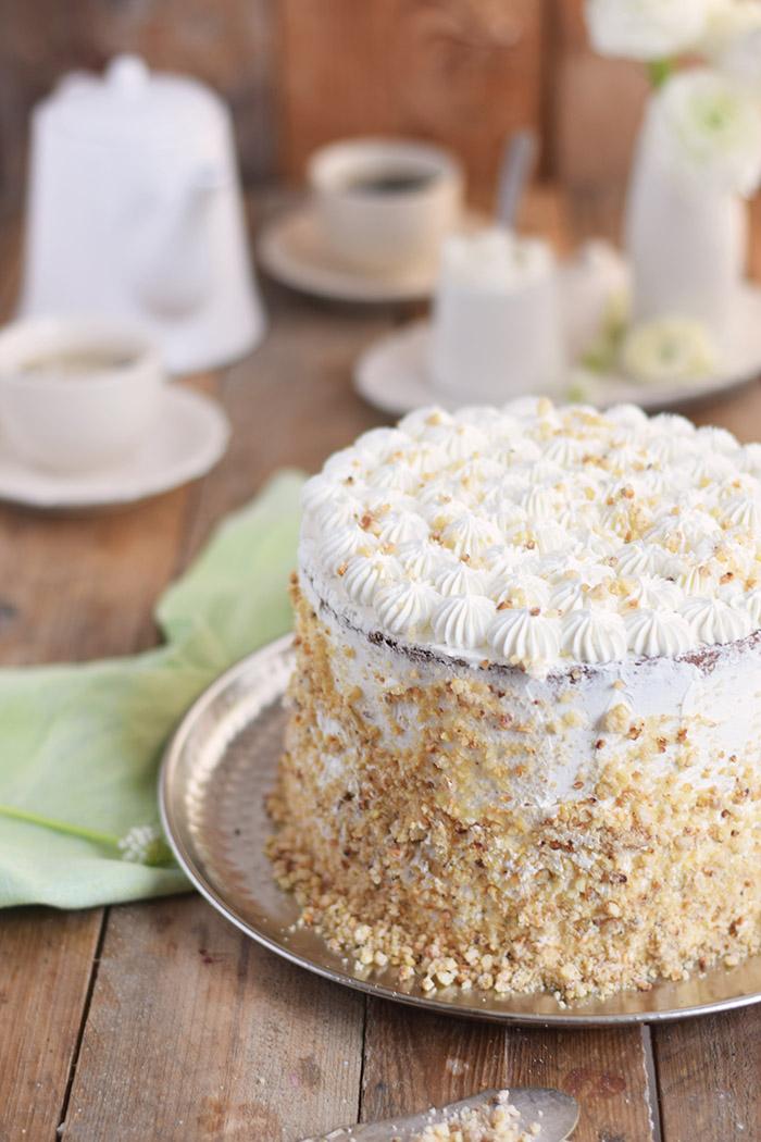 Marzipan-Krokant-Beeren-Torte - Marzipan Crunch Berry Cake (23)
