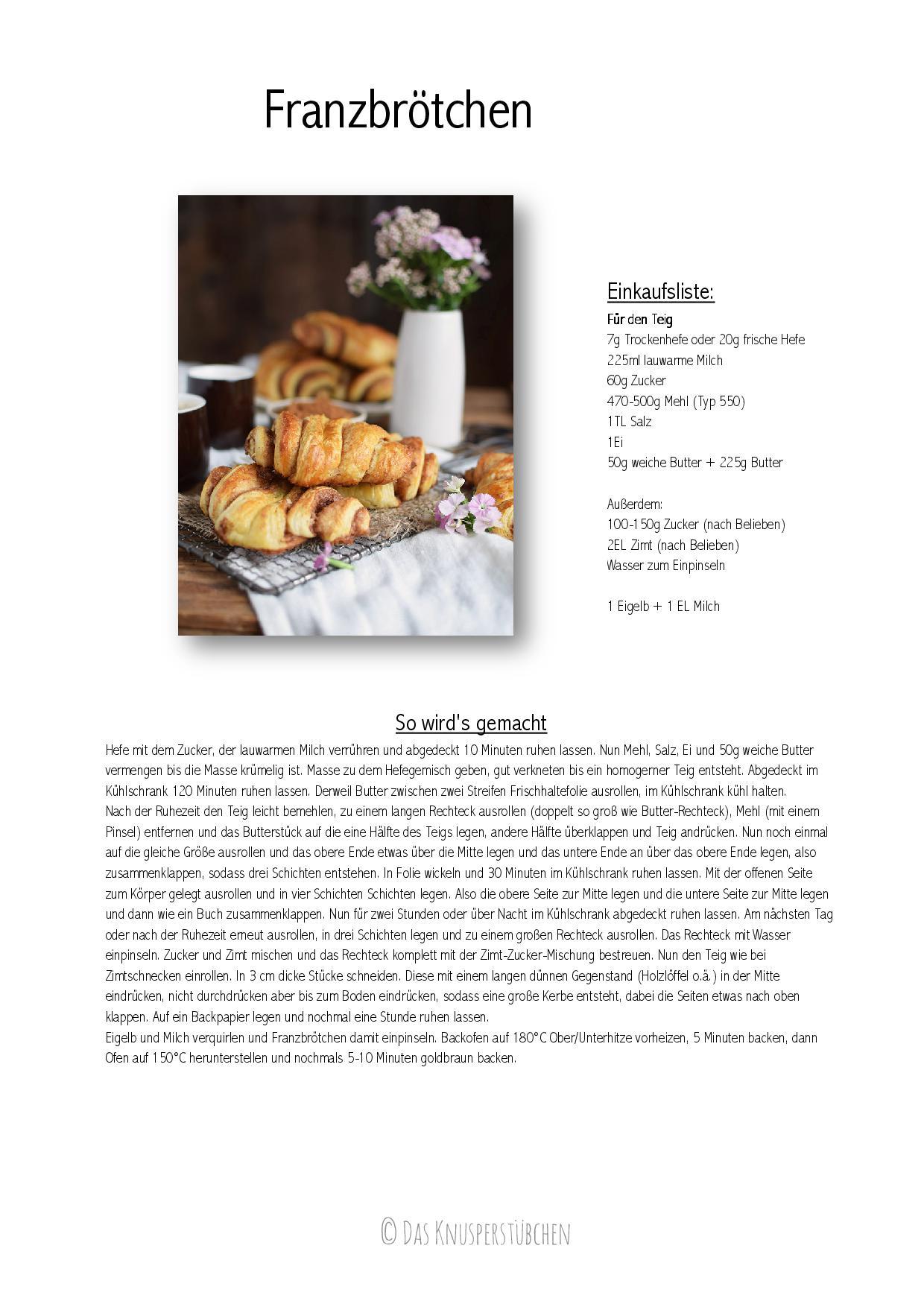 Franzbroetchen - Hamburg Cinnamon Pastry Rolls-001