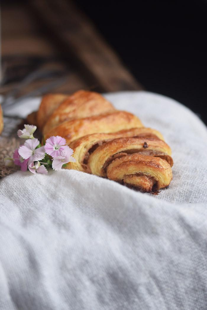 Zimtschnecken - Franzbroetchen - Hamburg Cinnamon Pastry Rolls (18)