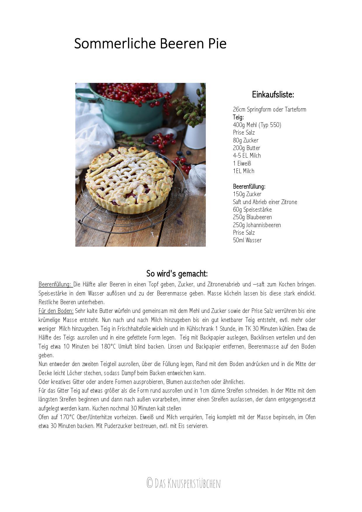 Beeren Pie Rezept-001