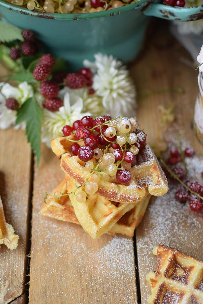 Beeren Waffel Tiramisu - Berry Waffle Tiramisu (8)