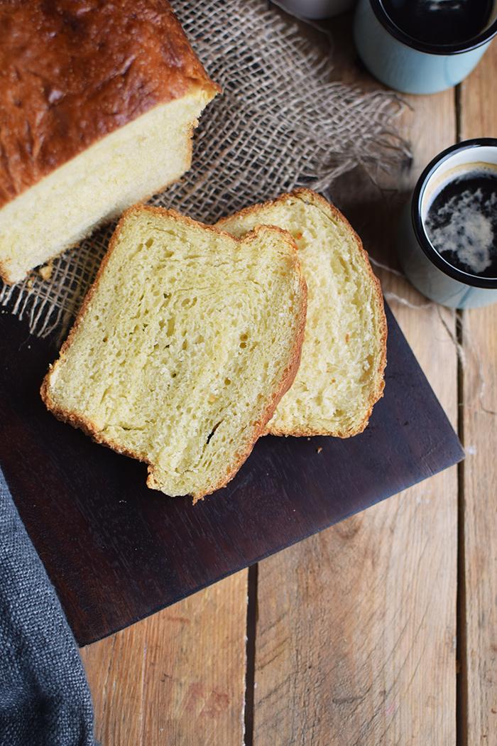 Brioche Buttermilchbrot - Brioche Buttermilk Bread (4)