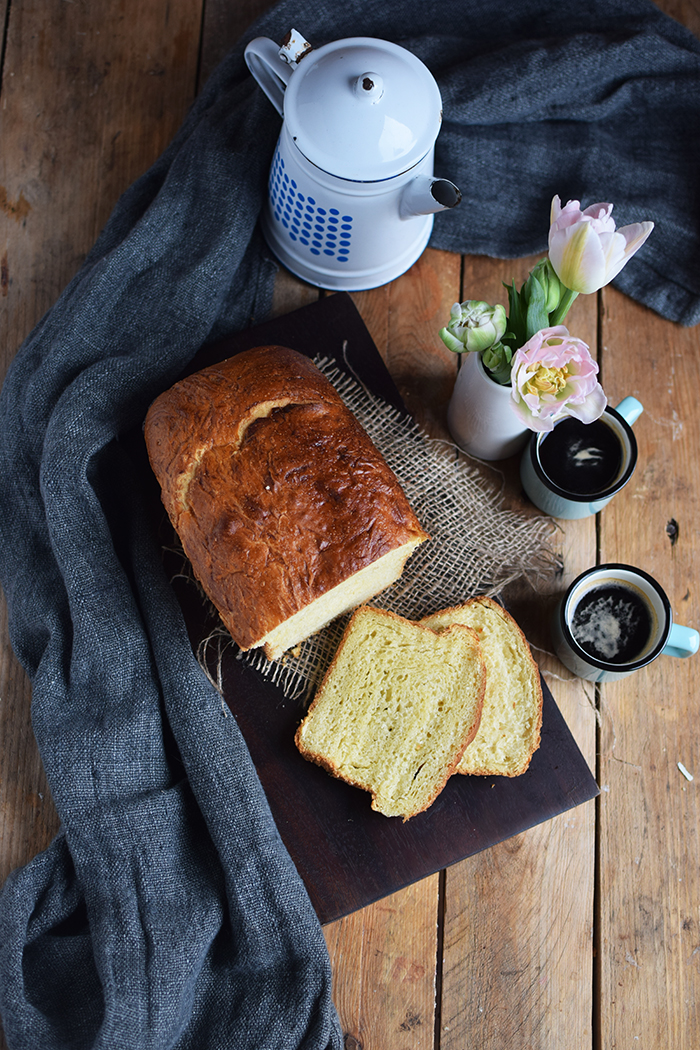Brioche Buttermilchbrot - Brioche Buttermilk Bread (5)