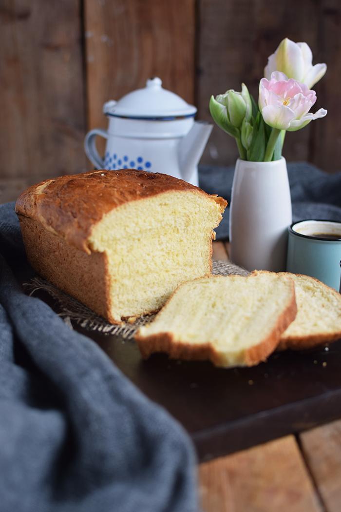 Brioche Buttermilchbrot - Brioche Buttermilk Bread (6)