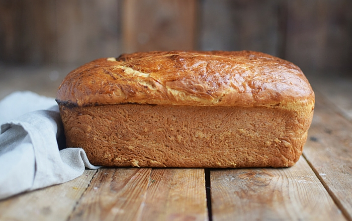 Brioche-Buttermilchbrot: Frühstück für Langschläfer