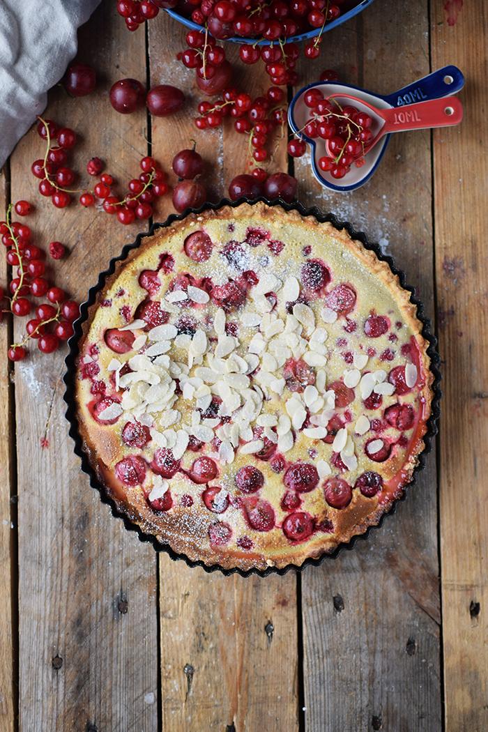Clafoutis Beeren Tarte - Clafoutis Berry Tart (4)