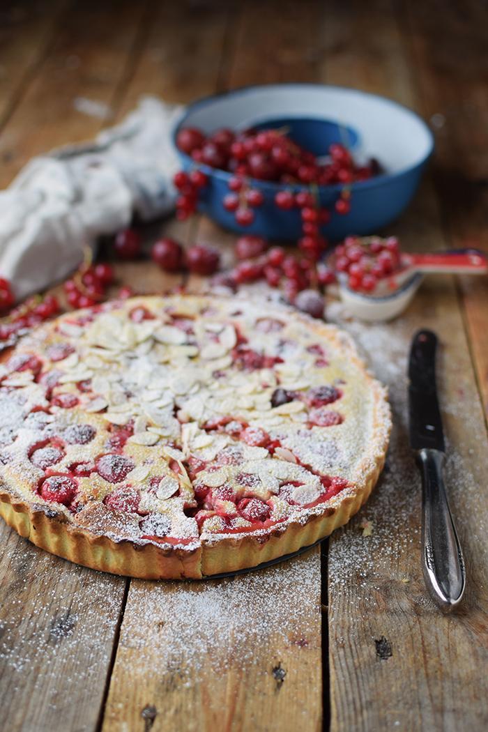 Clafoutis Beeren Tarte - Clafoutis Berry Tart (5)