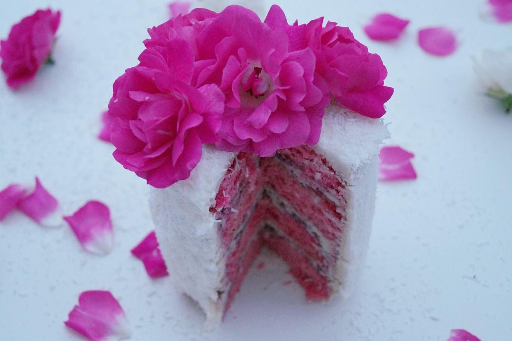 Kathi Erdbeer Kokos Torte