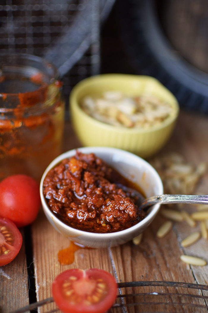 Tomaten Parmesan Tarte - Parmesan Tomato Tart (13)
