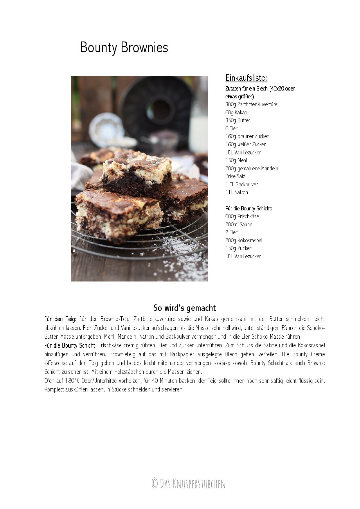 Bounty Brownies-001