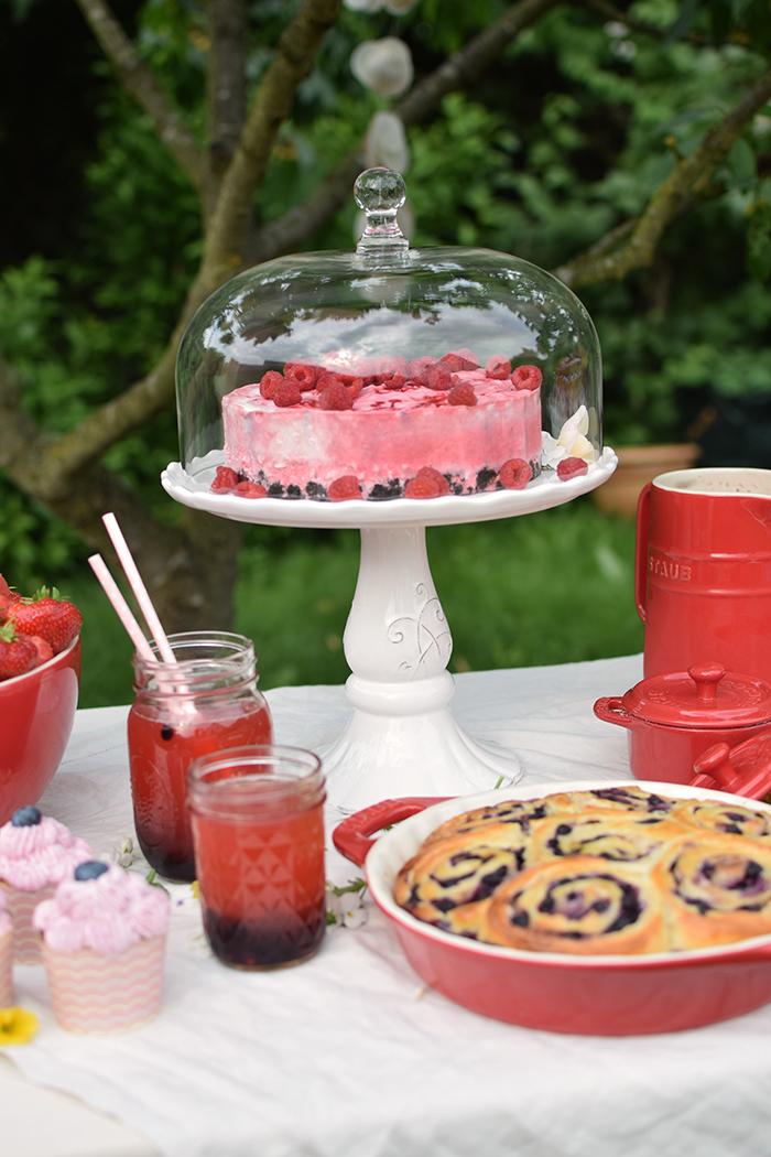 Himbeer Oreo Torte (5)